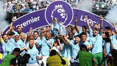 Man City bất lực trong ngày nhận Cúp vô địch