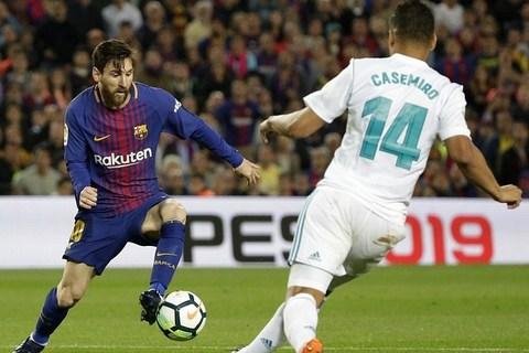 Barcelona 1-1 Real Madrid