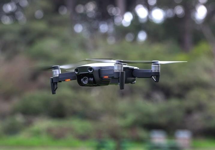 máy bay không người lái,drone,tội phạm