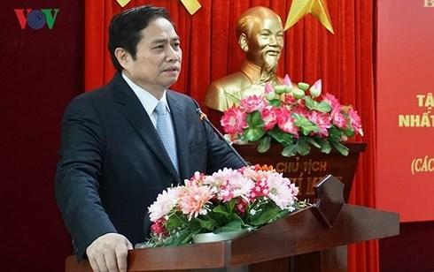 Ban Bí Thư,chiến lược cán bộ,Bộ Chính trị,kỉ luật Đảng,xây dựng Đảng,Phạm Minh Chính