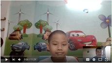 'Cơn sốt' tiếng Anh thiếu nhi qua Skype