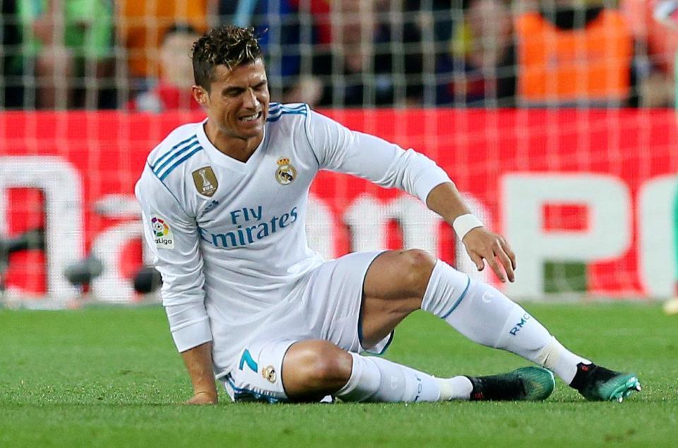 Ronaldo gặp họa lớn, Real lo sốt vó trước chung kết C1