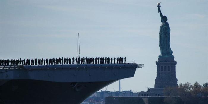Mỹ,Nga,hải quân Mỹ,NATO,cơ cấu quân sự