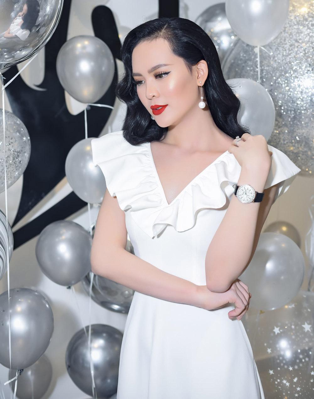Hoa hậu Sang Lê