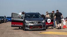 Khám phá chiếc xe độ SUV Nissan Qashqai nhanh nhất thế giới