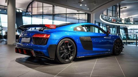 Mẫu xe độ giá 5 tỉ từ siêu xe Audi R8