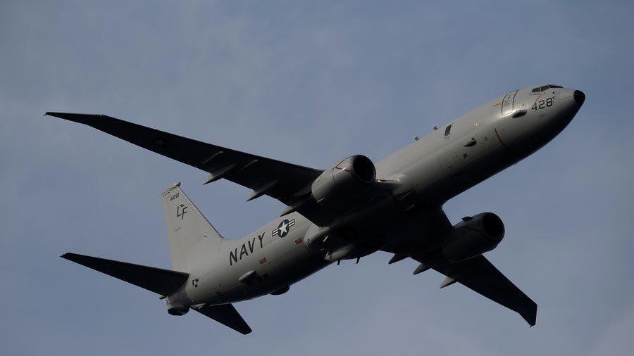 Nga phát hiện máy bay do thám Mỹ áp sát biên giới