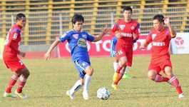 Lịch thi đấu, kết quả vòng 8 Nuti Cafe V-League 2018