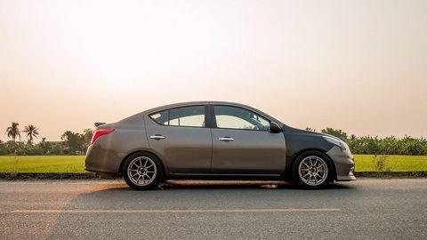 Chiếc xe độ hiệu năng cao từ mẫu sedan giá rẻ Nissan Sunny