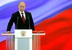 Putin nhậm chức Tổng thống nhiệm kỳ 4