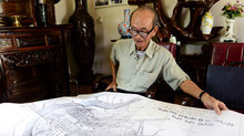 TP.HCM mượn bản đồ quy hoạch Thủ Thiêm của ông Võ Viết Thanh