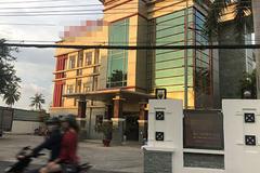 Nam thanh niên nhảy lầu tử vong khi công an kiểm tra khách sạn