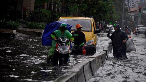 ngập Sài Gòn