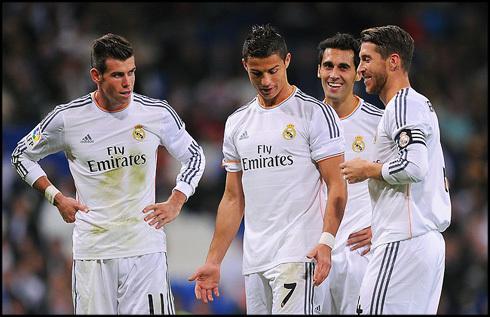 Real 'mê tín', không cho Bale đá chung kết C1