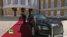 Thế giới 24h: Siêu xe mới của ông Putin