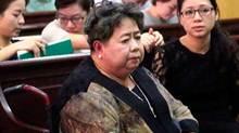 'Bà trùm' Hứa Thị Phấn tiếp tục hầu tòa đại án 6.300 tỷ đồng