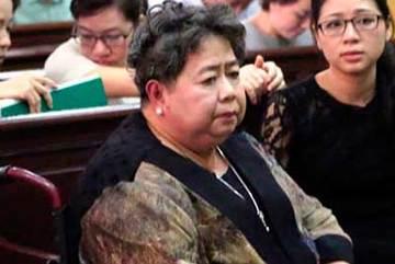 Đại gia Hứa Thị Phấn phải 'móc hầu bao' bồi hoàn gần 17 ngàn tỉ đồng