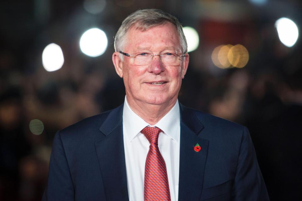 Sir Alex,Alex Ferguson,MU,Phil Jones