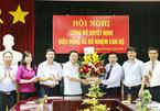 Kiện toàn nhân sự chủ chốt Hà Nội, Bắc Ninh, Hà Giang, Tây Ninh
