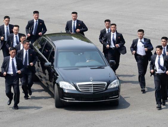 Kim Jong Un,Triều Tiên