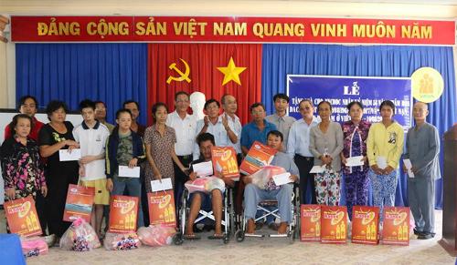 Sao Mai Group- ghi dấu thương hiệu qua hoạt động cộng đồng