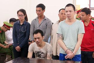 Tử tù trốn trại xin giảm tội cho người tình