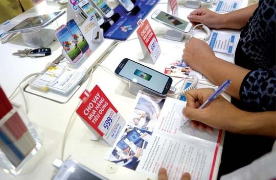 Trong những năm gần đây, dịch vụ cho vay tiêu dùng của các công ty tài chính đã trở nên quen thuộc.