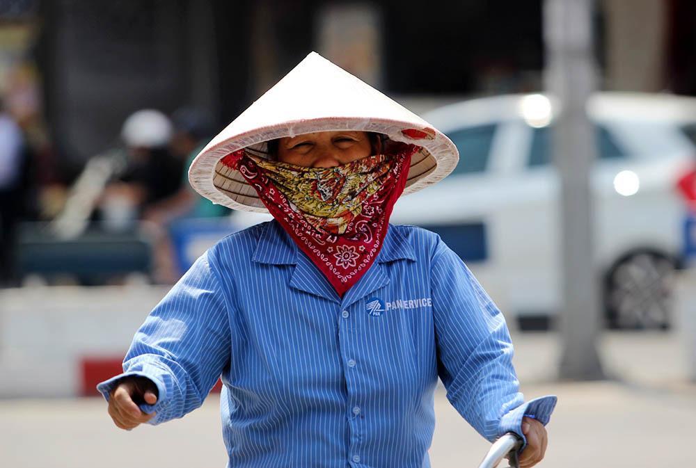 Hà Nội,nắng nóng