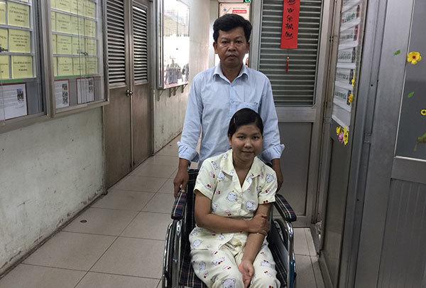 bệnh tim,viêm cơ tim cấp,phẫu thuật tim mạch,bạn đọc ủng hộ,từ thiện vietnamnet