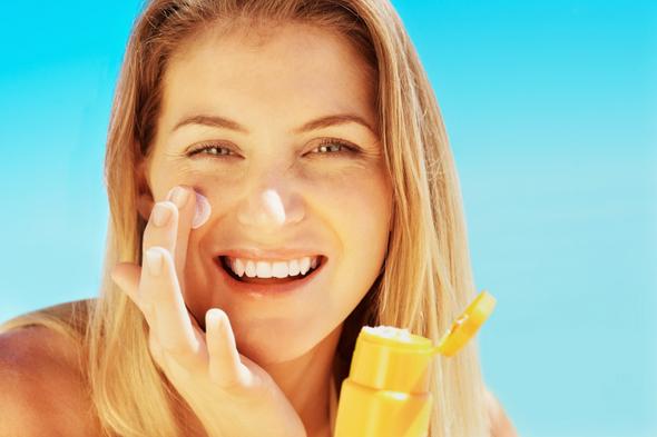 kem chống nắng,bảo vệ da