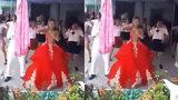 'Quẩy banh nóc' ở đám cưới, cô dâu cùng hội chị em khiến khách mời khó rời mắt vì quá đáng yêu