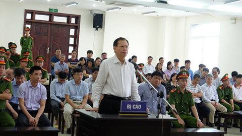 Đinh La Thăng,Trịnh Xuân Thanh,PVN,PVC,tham ô,tham nhũng,Phùng Đình Thực