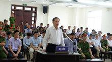 Ông Phùng Đình Thực mong được miễn tội để hoàn thành công trình khoa học