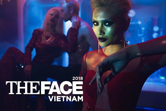 Võ Hoàng Yến chính thức trở thành HLV The Face Vietnam 2018