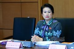 Bà Phan Thị Mỹ Thanh xin thôi làm nhiệm vụ đại biểu QH