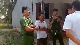 Thiếu tá công an bị cảnh cáo về mặt Đảng