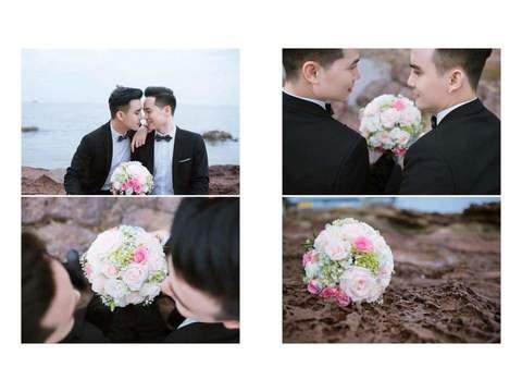 Đám cưới đồng tính ở Hải Phòng