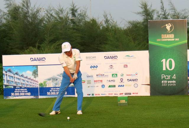 1000 gôn thủ tham dự giải Golf tại Thanh Hoá
