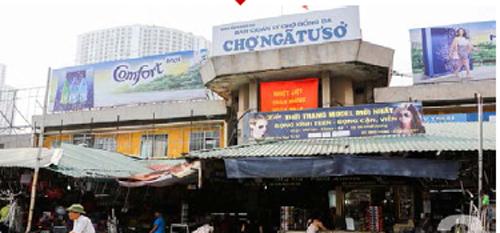 90 ngày xây xong 1 chợ: Lột xác chợ truyền thống Hà Nội