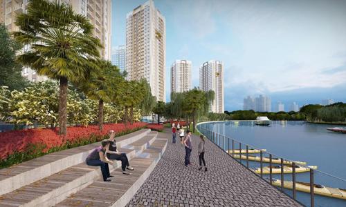 Gem Riverside – 'không gian nghỉ dưỡng giữa Sài Gòn'