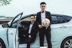 Hai hot boy tổ chức đám cưới đồng tính tại Hải Phòng gây xôn xao