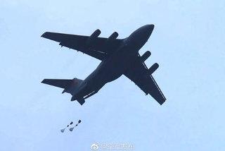 Video hiếm về máy bay quân sự lớn nhất thế giới