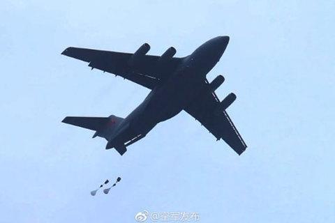 Máy bay vận tải lớn nhất thế giới Y-20