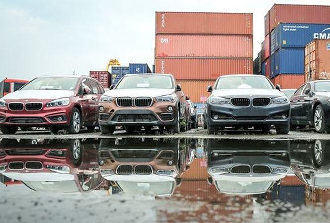 118 container xe BMW vô thừa nhận bỏ chỏng chơ ở Vũng Tàu