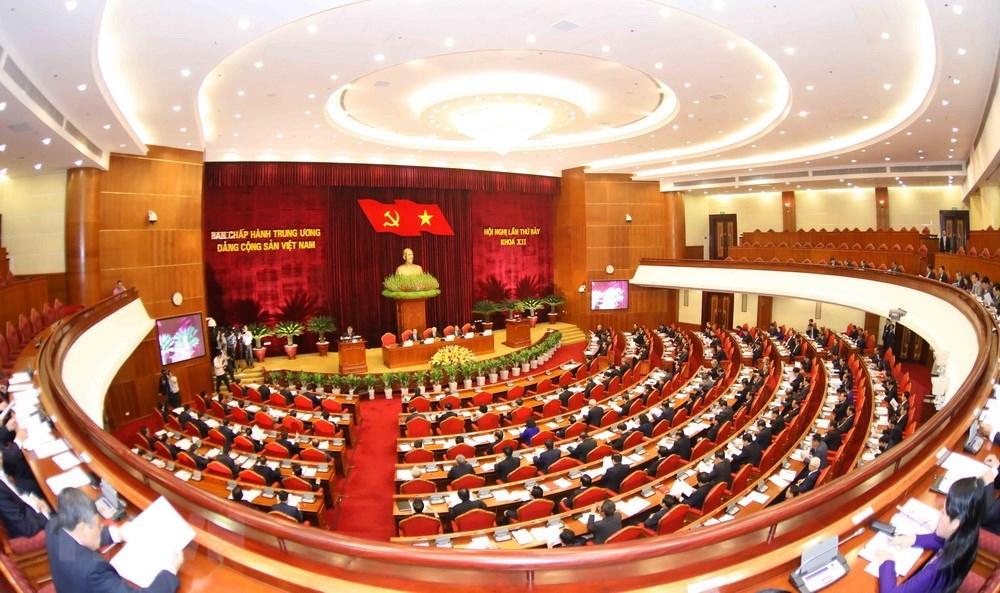 Hội nghị Ban chấp hành TƯ 7