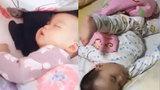 Tổng hợp những dáng ngủ bá đạo của em bé