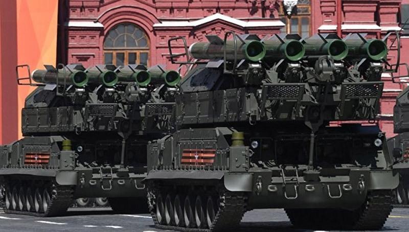 Hình ảnh ấn tượng trong lễ diễu binh Ngày Chiến thắng ở Nga