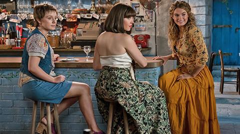 Mamma Mia 2 trailer cuối