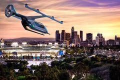 Uber thuê công ty hàng không vũ trụ phát triển taxi bay