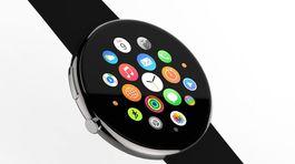Apple Watch bỏ màn hình chữ nhật, chuyển sang màn hình tròn?